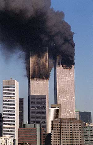 11 Septembre 2001  la chute des Twin Towers  Le Figaro