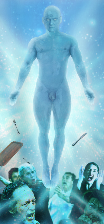 Dr Manhattan Naked Pictures 85