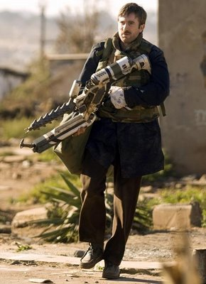 Armed District 9 MNU Agent