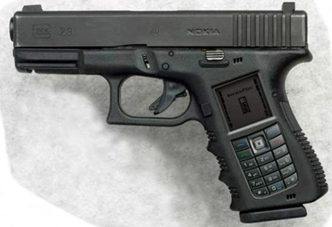 Nokia Glock - The Club House