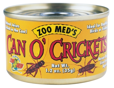 can of crickets