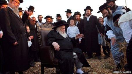 Hasidic headwear