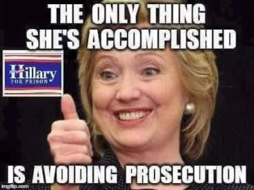 hillary accomplished